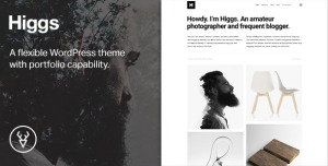 HIggs WP Theme